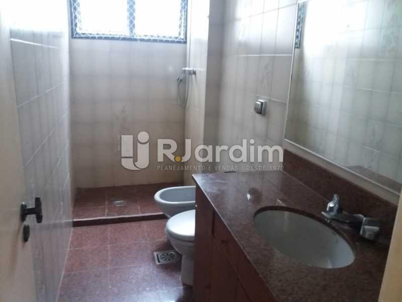 Banheiro suíte - Apartamento Jardim Botânico 3 Quartos Compra Venda Avaliação Imóveis - LAAP32092 - 7
