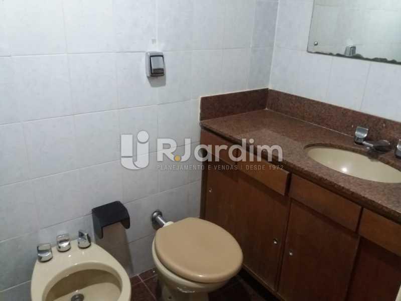 Banheiro social - Apartamento Jardim Botânico 3 Quartos Compra Venda Avaliação Imóveis - LAAP32092 - 25