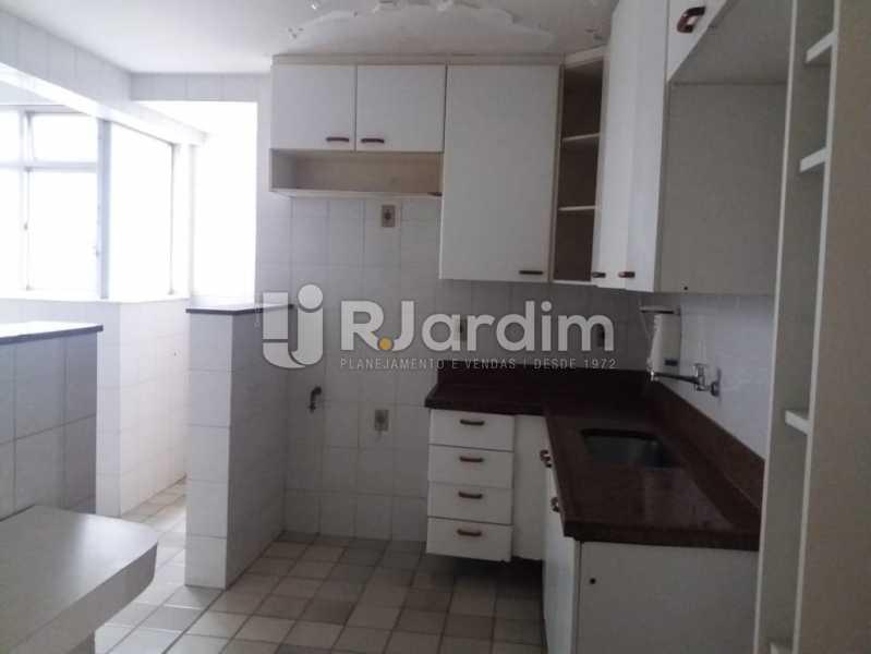 Cozinha - Apartamento Jardim Botânico 3 Quartos Compra Venda Avaliação Imóveis - LAAP32092 - 13