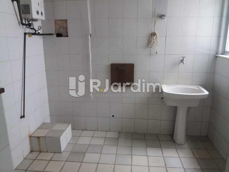 Área serviço - Apartamento Jardim Botânico 3 Quartos Compra Venda Avaliação Imóveis - LAAP32092 - 15