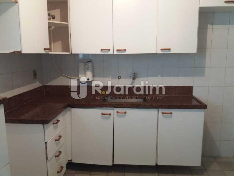Cozinha - Apartamento Jardim Botânico 3 Quartos Compra Venda Avaliação Imóveis - LAAP32092 - 12