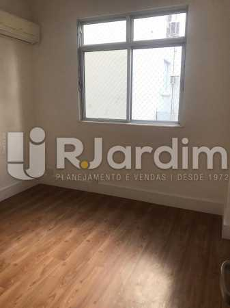 quarto  - Apartamento Para Alugar - Leblon - Rio de Janeiro - RJ - LAAP40778 - 5