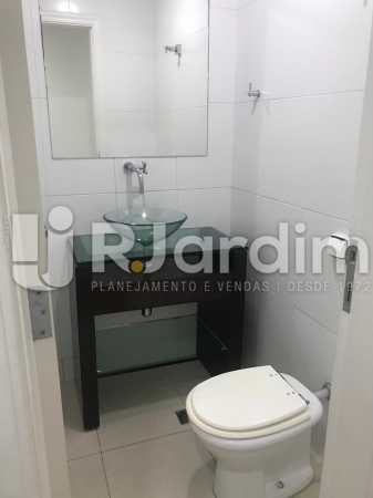 banheiro  - Apartamento Para Alugar - Leblon - Rio de Janeiro - RJ - LAAP40778 - 6