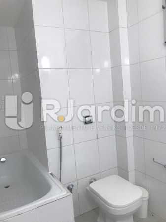 banheiro - Apartamento Para Alugar - Leblon - Rio de Janeiro - RJ - LAAP40778 - 7