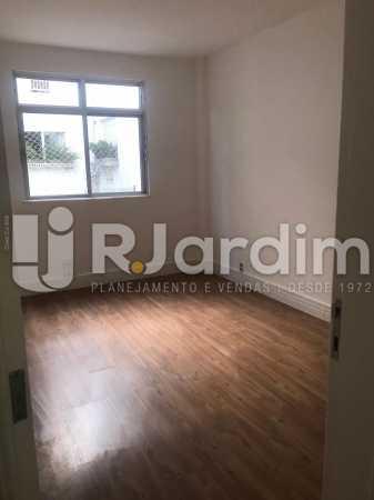 quarto  - Apartamento Para Alugar - Leblon - Rio de Janeiro - RJ - LAAP40778 - 8