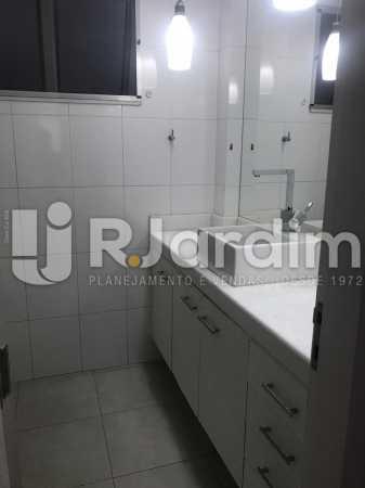 banheiro  - Apartamento Para Alugar - Leblon - Rio de Janeiro - RJ - LAAP40778 - 9
