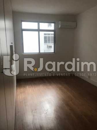 Quarto  - Apartamento Para Alugar - Leblon - Rio de Janeiro - RJ - LAAP40778 - 12