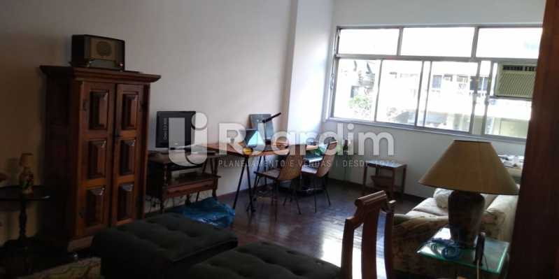 Sala  - Apartamento Avenida Alexandre Ferreira,Lagoa, Zona Sul,Rio de Janeiro, RJ À Venda, 3 Quartos, 122m² - LAAP32095 - 24