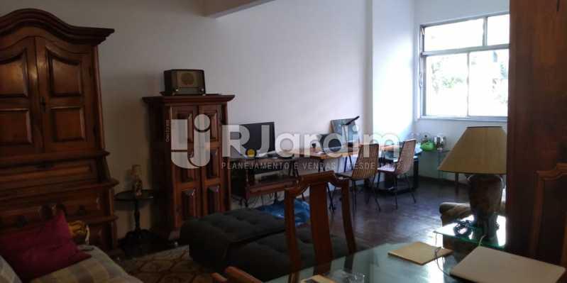 Sala - Apartamento Avenida Alexandre Ferreira,Lagoa, Zona Sul,Rio de Janeiro, RJ À Venda, 3 Quartos, 122m² - LAAP32095 - 6