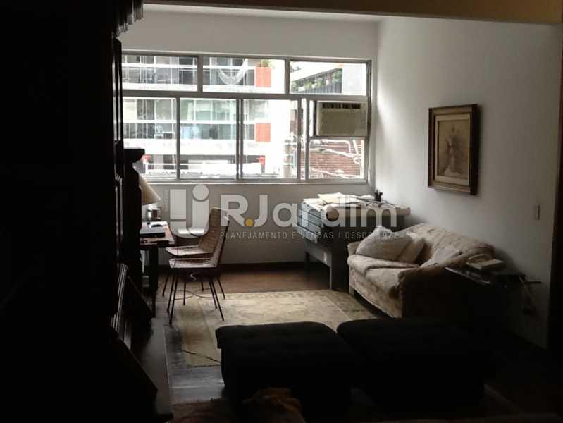 Sala - Apartamento Avenida Alexandre Ferreira,Lagoa, Zona Sul,Rio de Janeiro, RJ À Venda, 3 Quartos, 122m² - LAAP32095 - 25