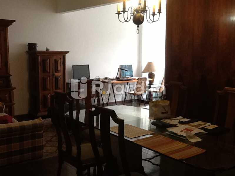 Sala - Apartamento Avenida Alexandre Ferreira,Lagoa, Zona Sul,Rio de Janeiro, RJ À Venda, 3 Quartos, 122m² - LAAP32095 - 5