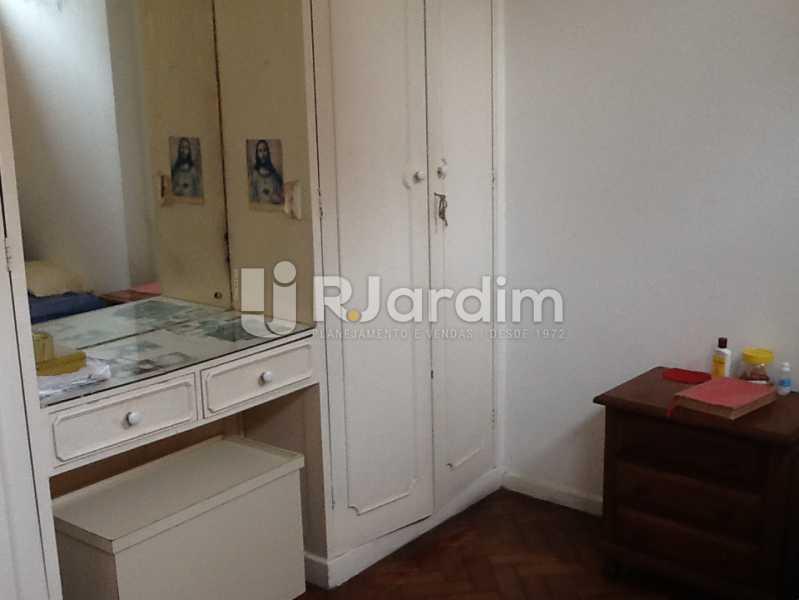 Quarto 1 - Apartamento Avenida Alexandre Ferreira,Lagoa, Zona Sul,Rio de Janeiro, RJ À Venda, 3 Quartos, 122m² - LAAP32095 - 12