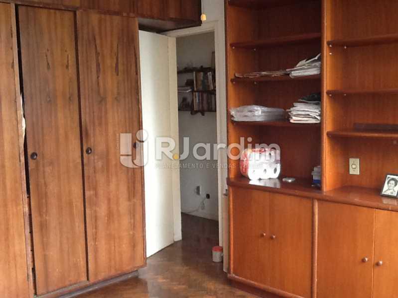 Suíte - Apartamento Avenida Alexandre Ferreira,Lagoa, Zona Sul,Rio de Janeiro, RJ À Venda, 3 Quartos, 122m² - LAAP32095 - 7