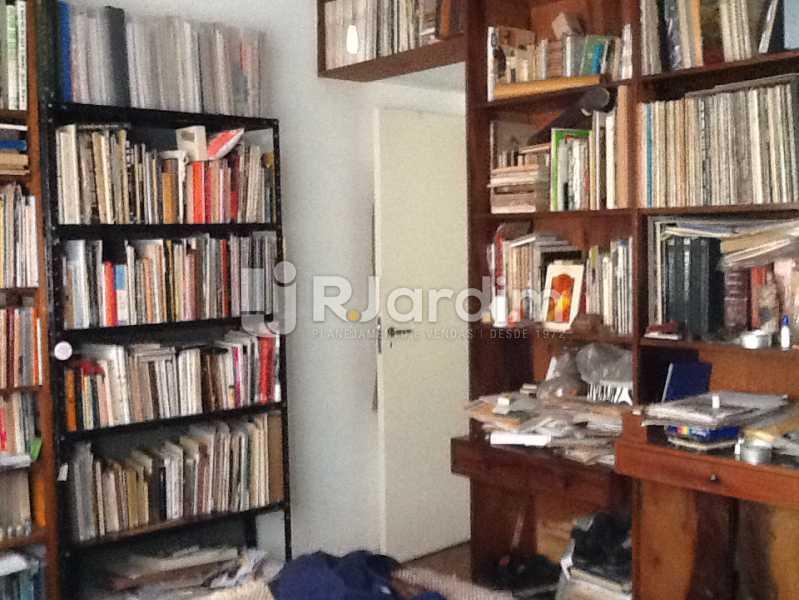 Quarto 2 - Apartamento Avenida Alexandre Ferreira,Lagoa, Zona Sul,Rio de Janeiro, RJ À Venda, 3 Quartos, 122m² - LAAP32095 - 17