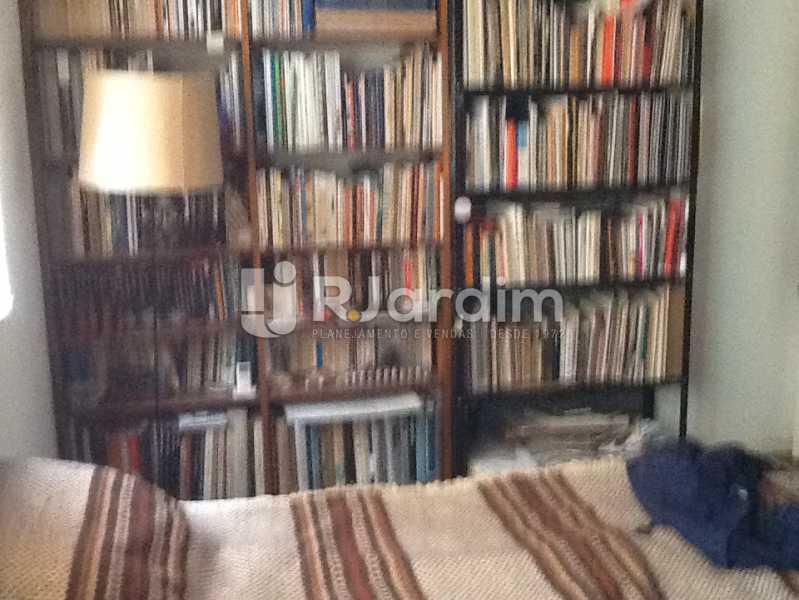 Quarto 2 - Apartamento Avenida Alexandre Ferreira,Lagoa, Zona Sul,Rio de Janeiro, RJ À Venda, 3 Quartos, 122m² - LAAP32095 - 18