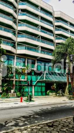 Prédio  - Flat Residencial Lagoa Suíte Garagem Aluguel Administração Imóveis - LAFL10092 - 11