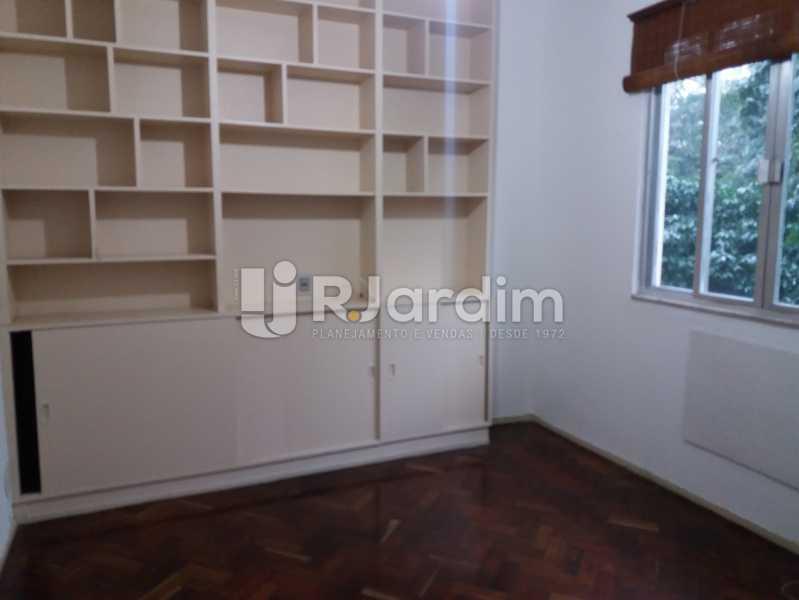 Quarto 1 - Apartamento À Venda - Humaitá - Rio de Janeiro - RJ - LAAP21490 - 10
