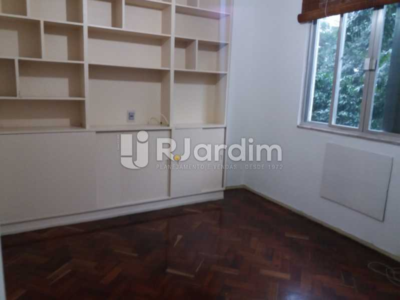 Quarto 1 - Apartamento À Venda - Humaitá - Rio de Janeiro - RJ - LAAP21490 - 9