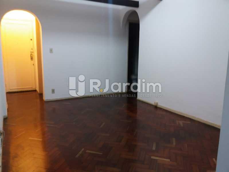 Sala - Apartamento À Venda - Humaitá - Rio de Janeiro - RJ - LAAP21490 - 7