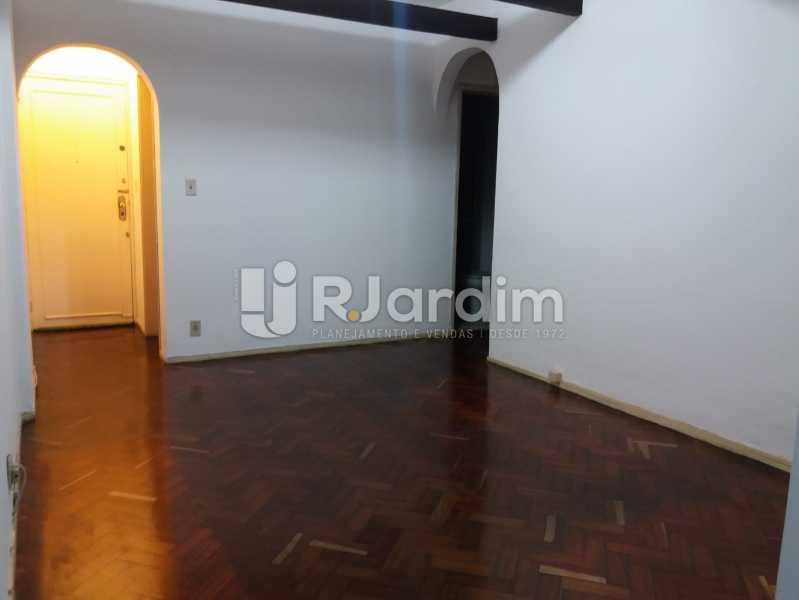 Sala - Apartamento À Venda - Humaitá - Rio de Janeiro - RJ - LAAP21490 - 24