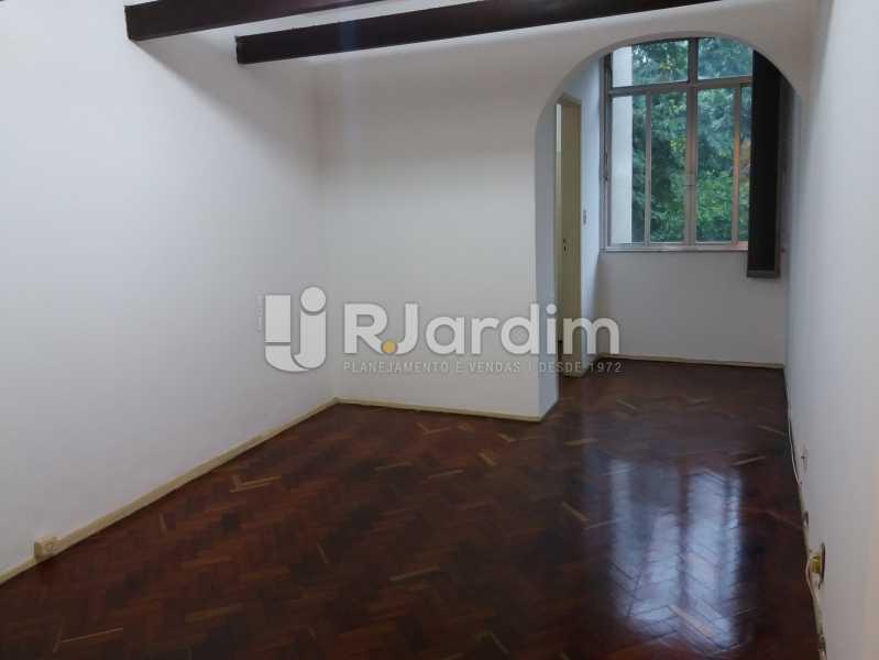 Sala - Apartamento À Venda - Humaitá - Rio de Janeiro - RJ - LAAP21490 - 3