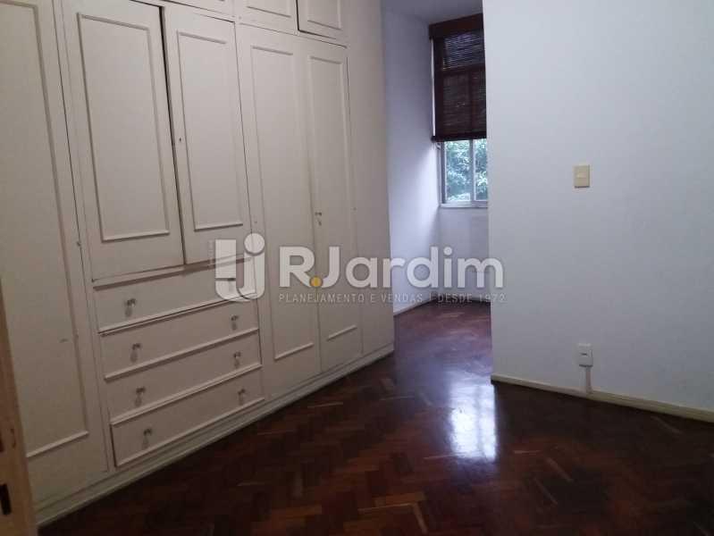 Quarto 2 - Apartamento À Venda - Humaitá - Rio de Janeiro - RJ - LAAP21490 - 11