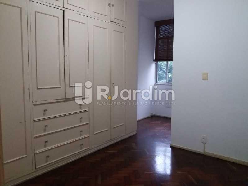 Quarto 2 - Apartamento À Venda - Humaitá - Rio de Janeiro - RJ - LAAP21490 - 26