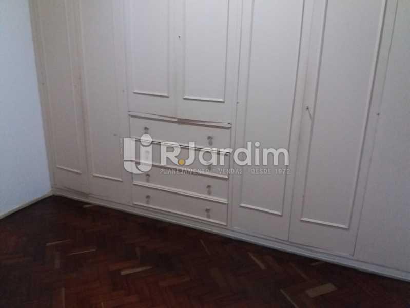 Quarto 2 - Apartamento À Venda - Humaitá - Rio de Janeiro - RJ - LAAP21490 - 12
