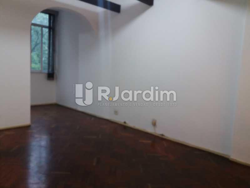 Sala - Apartamento À Venda - Humaitá - Rio de Janeiro - RJ - LAAP21490 - 5