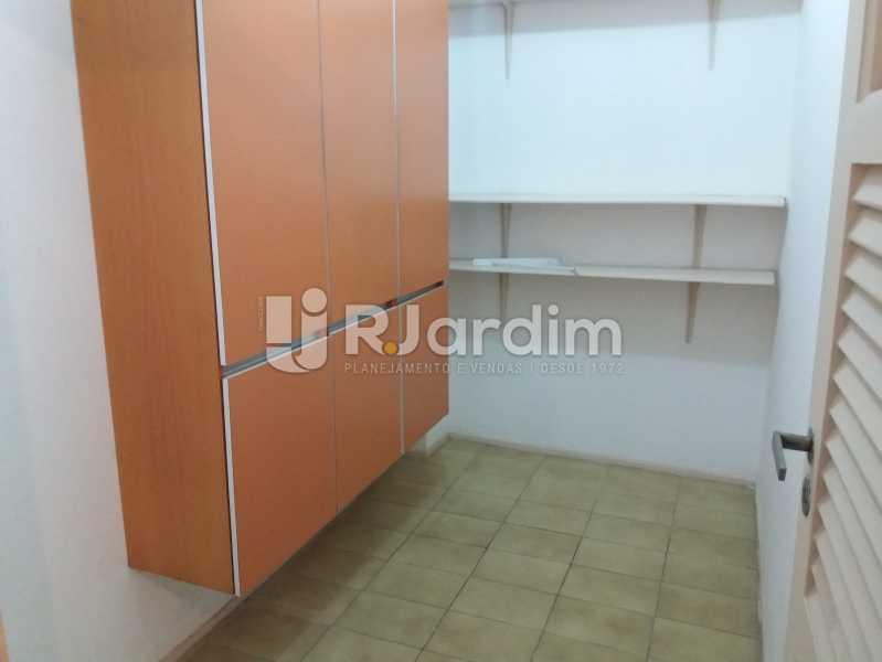 Dependência  - Apartamento À Venda - Humaitá - Rio de Janeiro - RJ - LAAP21490 - 14