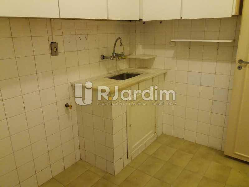 Cozinha - Apartamento À Venda - Humaitá - Rio de Janeiro - RJ - LAAP21490 - 16