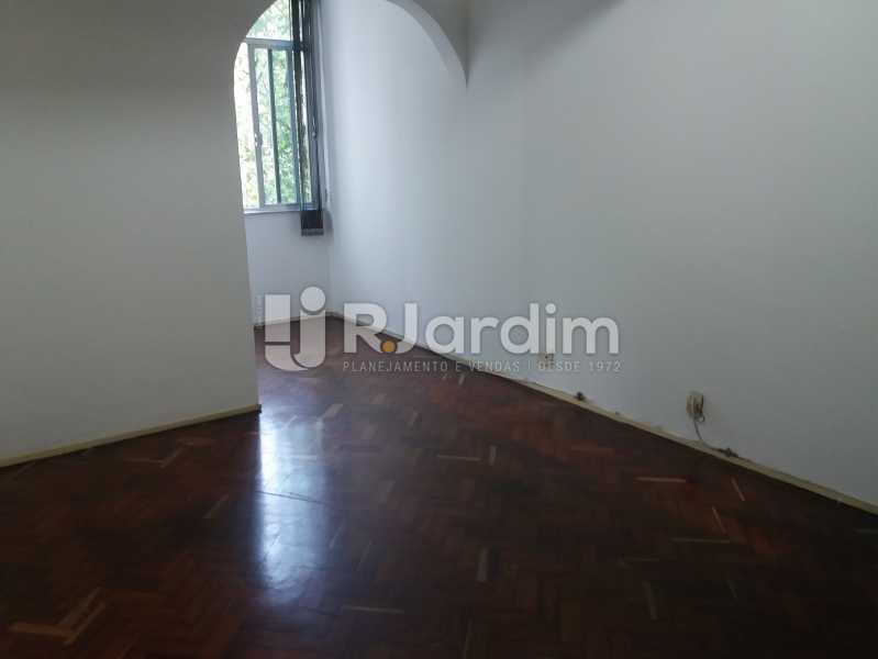 Sala - Apartamento À Venda - Humaitá - Rio de Janeiro - RJ - LAAP21490 - 4