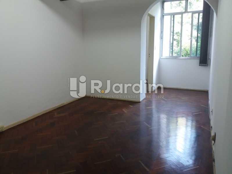 Sala - Apartamento À Venda - Humaitá - Rio de Janeiro - RJ - LAAP21490 - 6