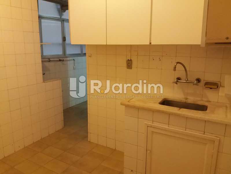 Cozinha - Apartamento À Venda - Humaitá - Rio de Janeiro - RJ - LAAP21490 - 15