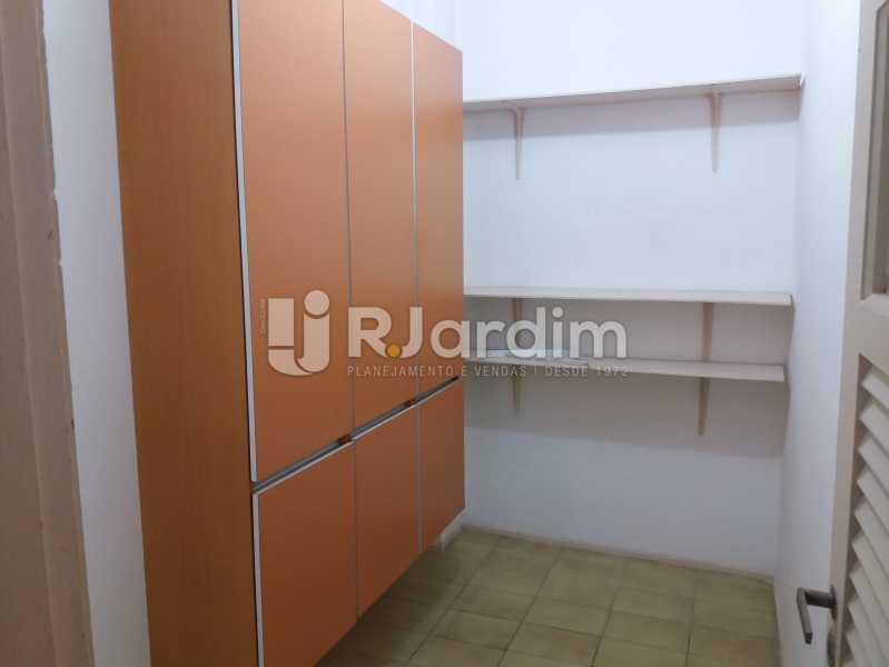 Dependência - Apartamento À Venda - Humaitá - Rio de Janeiro - RJ - LAAP21490 - 19