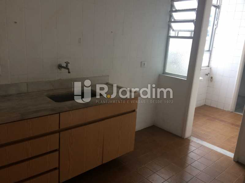 Cozinha - Apartamento 2 quartos para alugar Jardim Botânico, Zona Sul,Rio de Janeiro - R$ 2.500 - LAAP21503 - 10