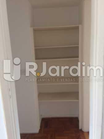 Corredor - Apartamento 2 quartos para alugar Jardim Botânico, Zona Sul,Rio de Janeiro - R$ 2.500 - LAAP21503 - 6