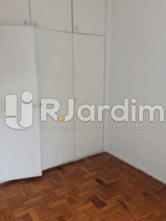 Quarto - Apartamento Para Alugar - Jardim Botânico - Rio de Janeiro - RJ - LAAP21503 - 14