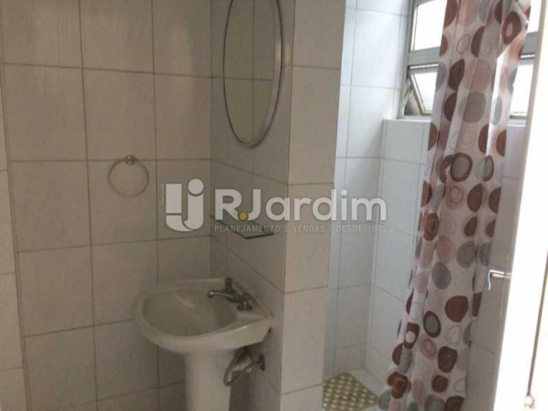 Banheiro - Apartamento Para Alugar - Jardim Botânico - Rio de Janeiro - RJ - LAAP21503 - 18