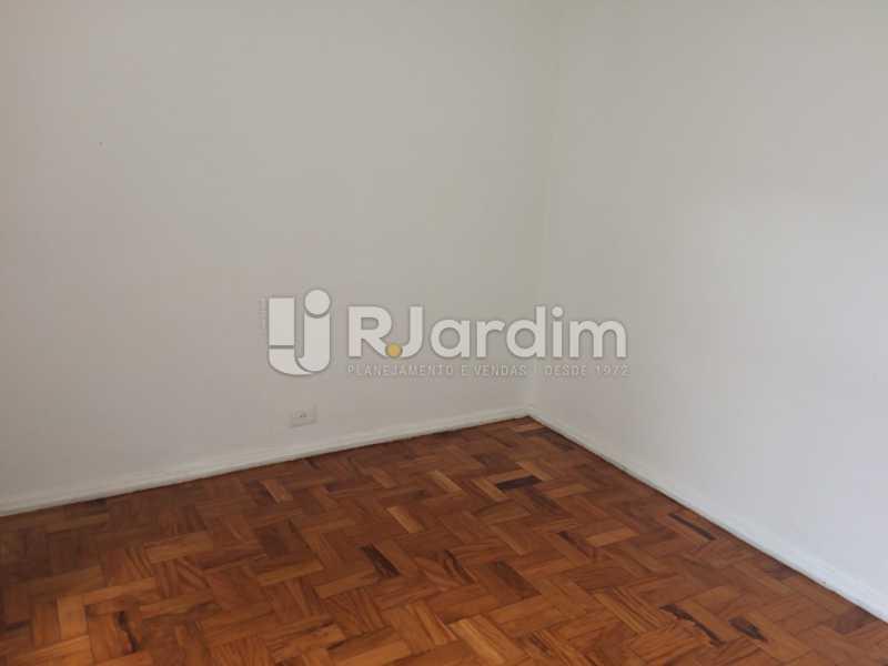 Quarto - Apartamento Para Alugar - Jardim Botânico - Rio de Janeiro - RJ - LAAP21503 - 16