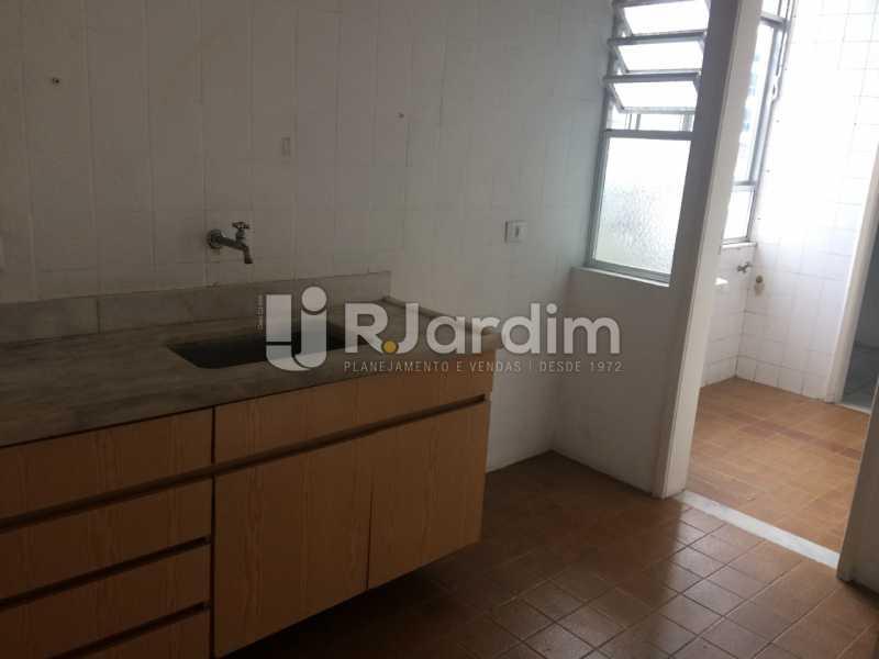 Cozinha - Apartamento Para Alugar - Jardim Botânico - Rio de Janeiro - RJ - LAAP21503 - 19