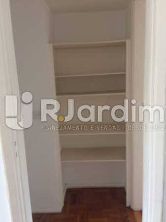 Corredor - Apartamento 2 quartos para alugar Jardim Botânico, Zona Sul,Rio de Janeiro - R$ 2.500 - LAAP21503 - 17