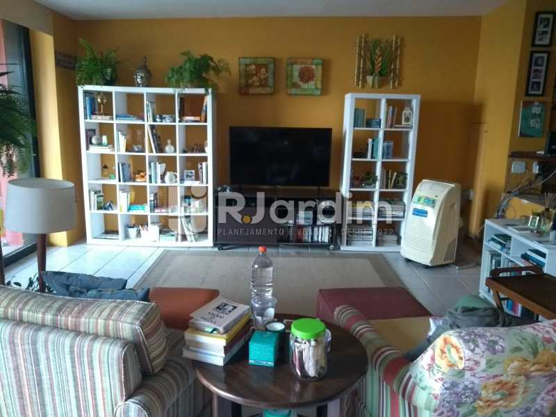 sala - Casa em Condomínio Joá 5 Quartos - LACN50010 - 10