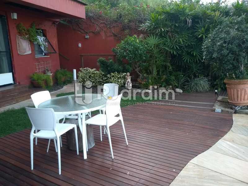 área / piscina  - Casa em Condomínio Joá 5 Quartos - LACN50010 - 6