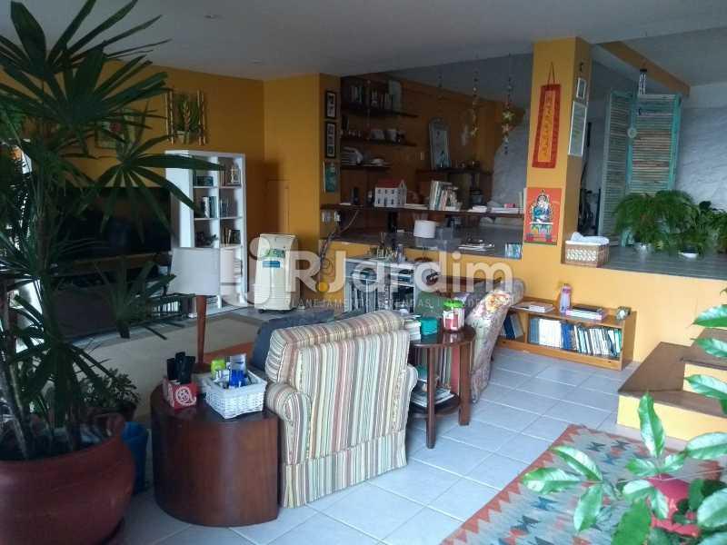 sala  - Casa em Condomínio Joá 5 Quartos - LACN50010 - 9