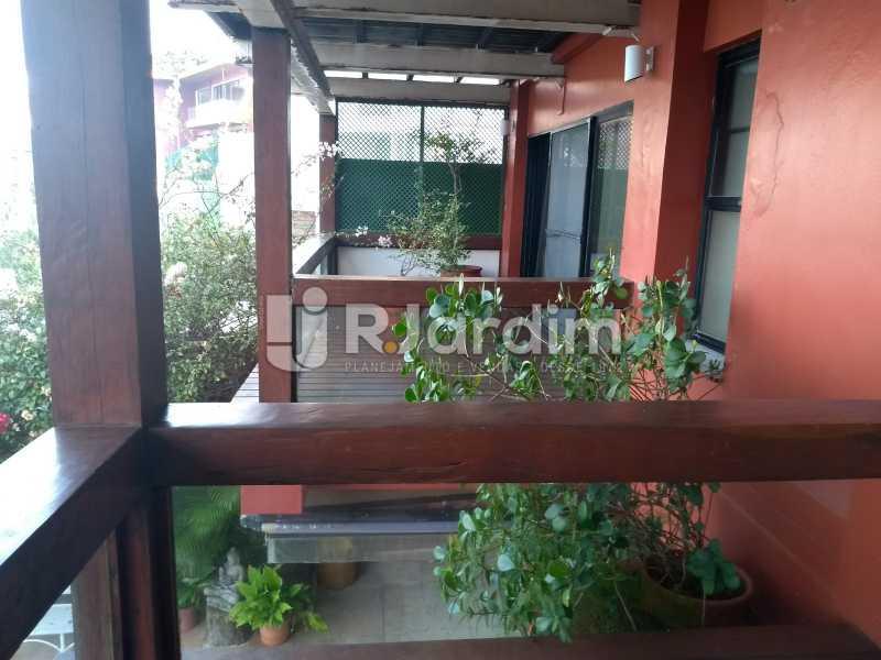 varanda  - Casa em Condomínio Joá 5 Quartos - LACN50010 - 16