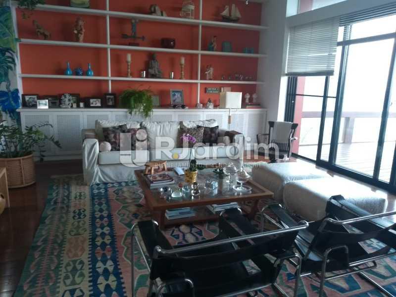 sala - Casa em Condomínio Joá 5 Quartos - LACN50010 - 17