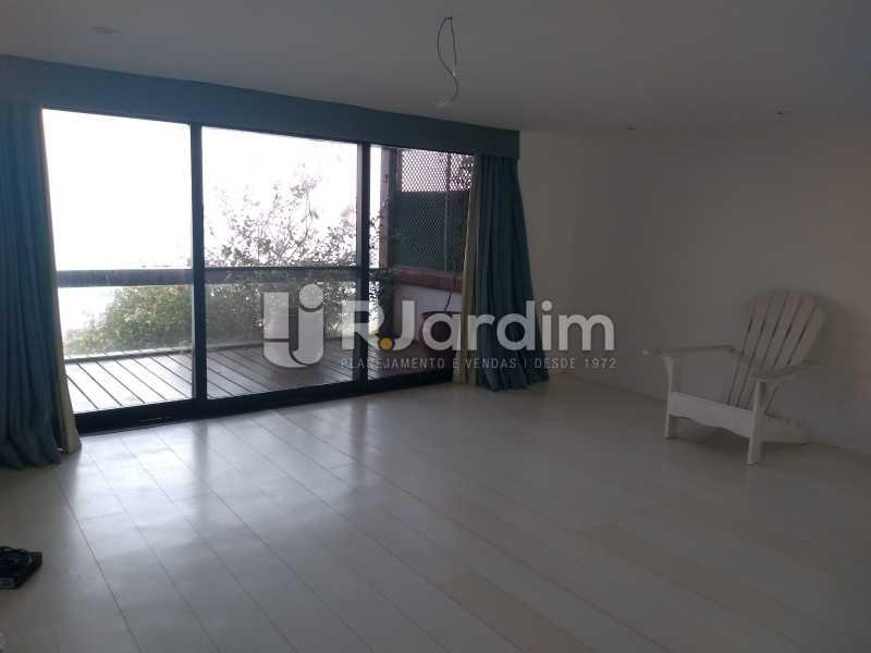 suíte / varanda  - Casa em Condomínio Joá 5 Quartos - LACN50010 - 23