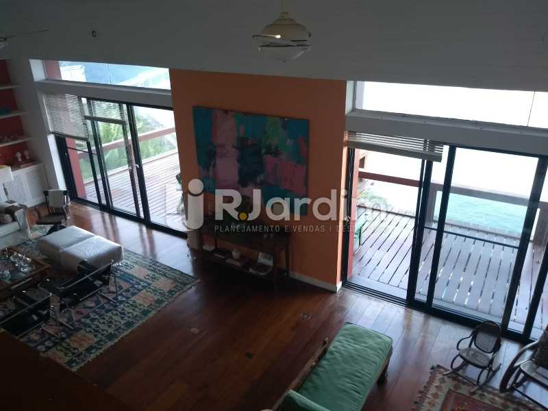 sala - Casa em Condomínio Joá 5 Quartos - LACN50010 - 18
