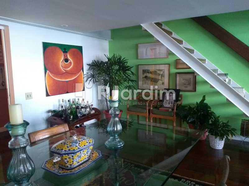 sala - Casa em Condomínio Joá 5 Quartos - LACN50010 - 19